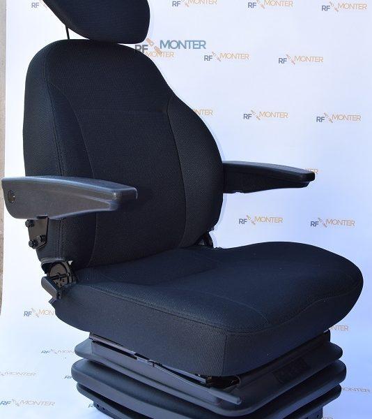 Fotel z zawieszeniem mechanicznym