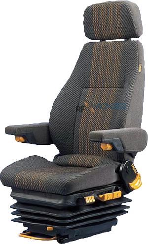 Fotel ISRI 6500/517 PRO