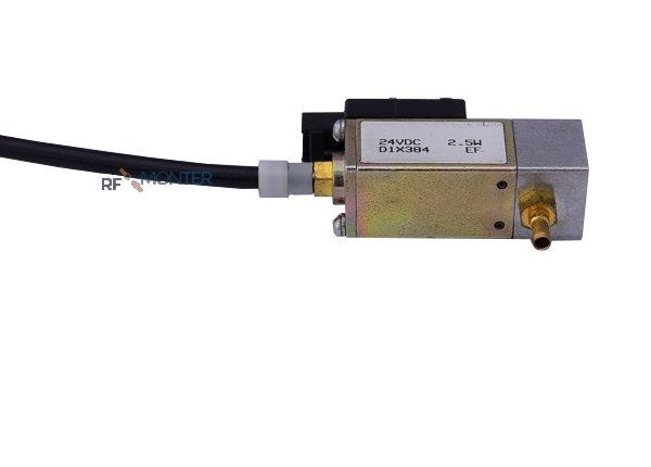 Elektrozawór fotela ISRI 7900