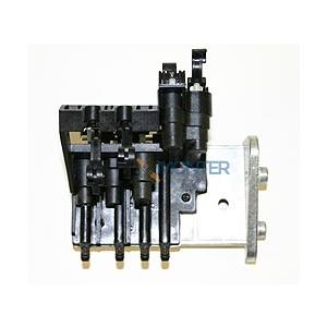 Zawór regulacji wysokości i poziomu fotela Grammer MSG 90.3 lub MSG 90.5