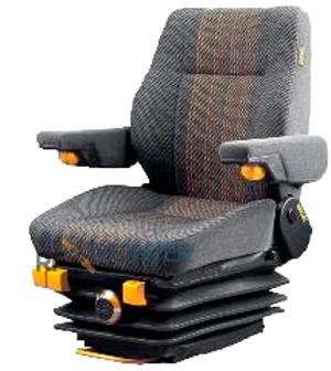 Fotel ISRI 6000/575 niskie oparcie